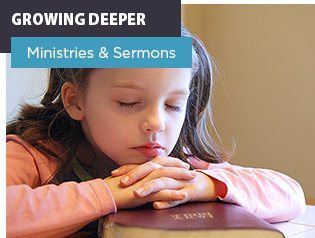 Growing Deeper. Ministries and Resources